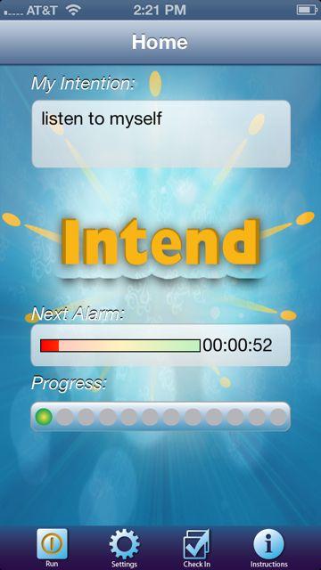 intend-run