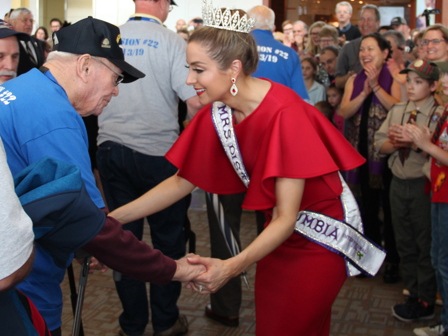 Pageant Winner Shares Story of Healing