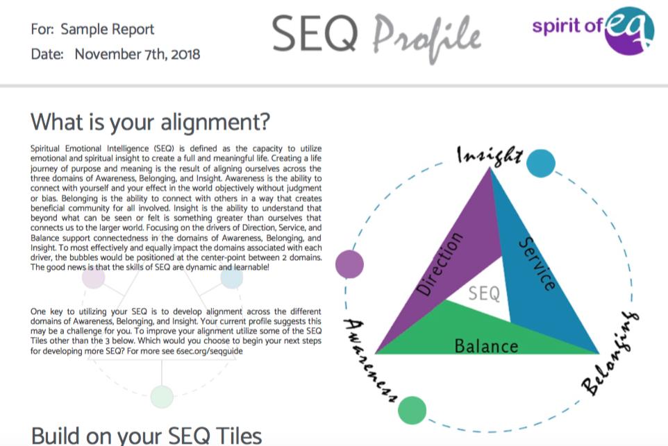 SEQ Profile