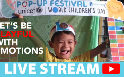 EQ for UNICEF World Children's Day (#28)