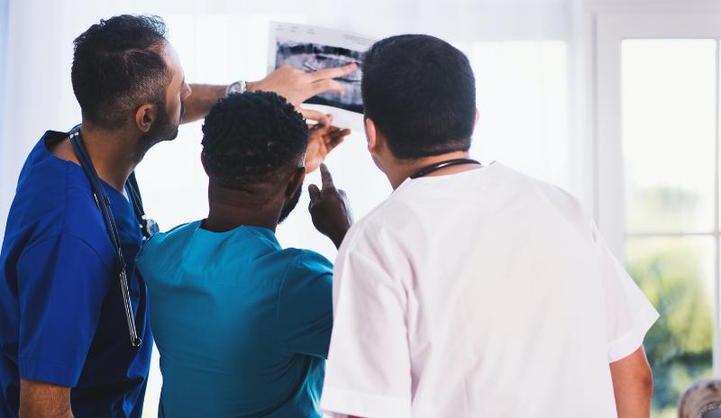 装备团队成员在Hamad Medical Corporation提供世界级护理