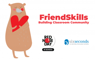 Free Friendship and Empathy Kit from Red Nose Day & Six Seconds